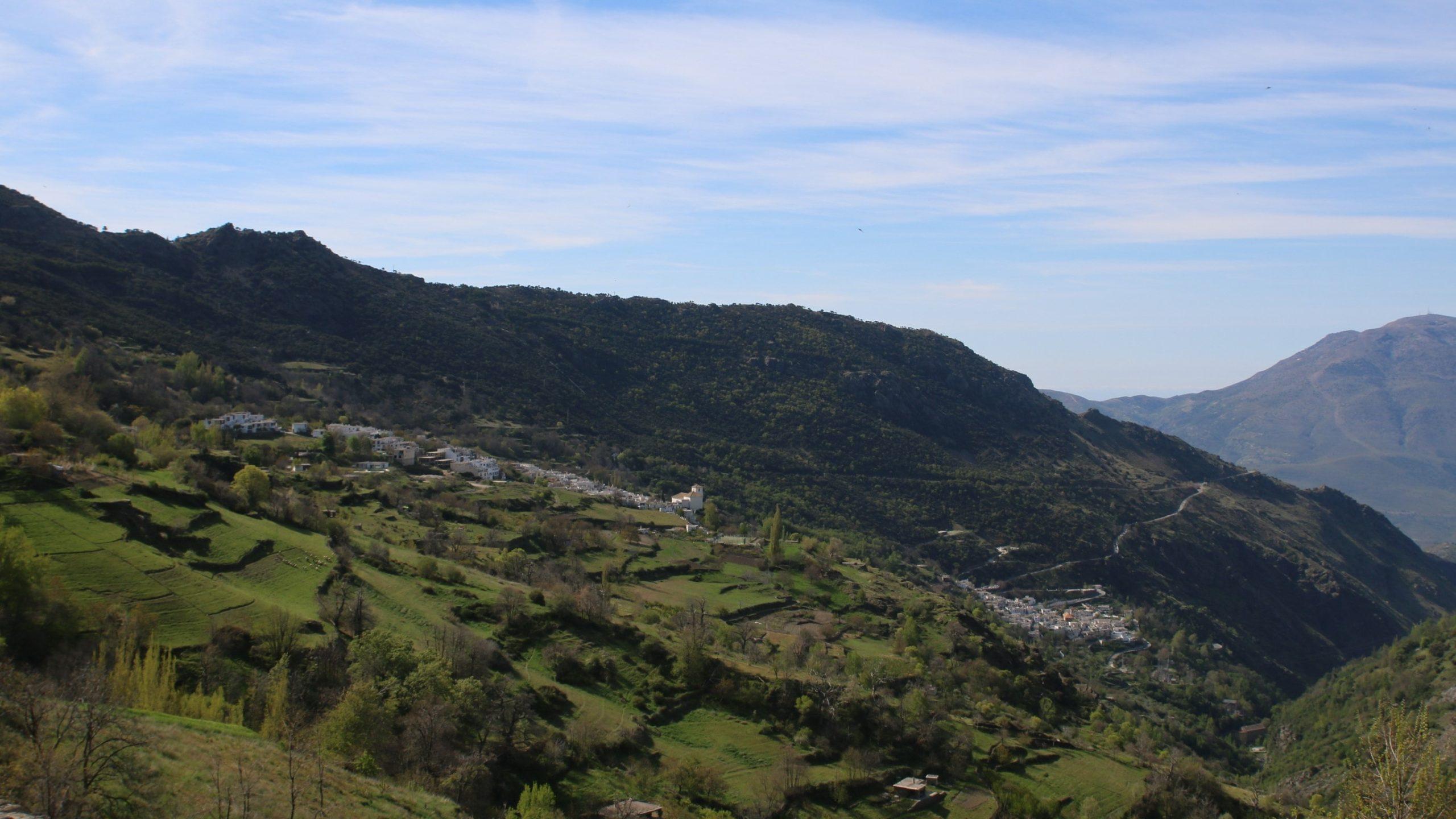 Rich results on google SERP when seaching for Barranco del Poqueira