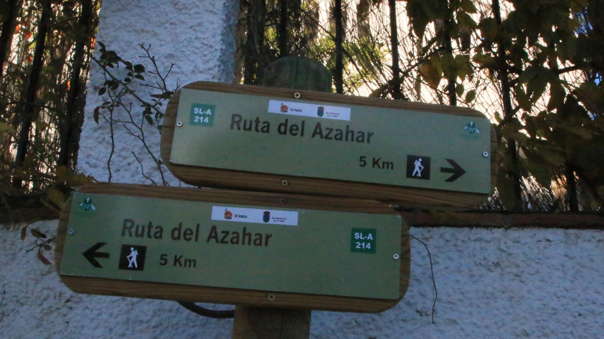 Ruta de Azahar Melegis