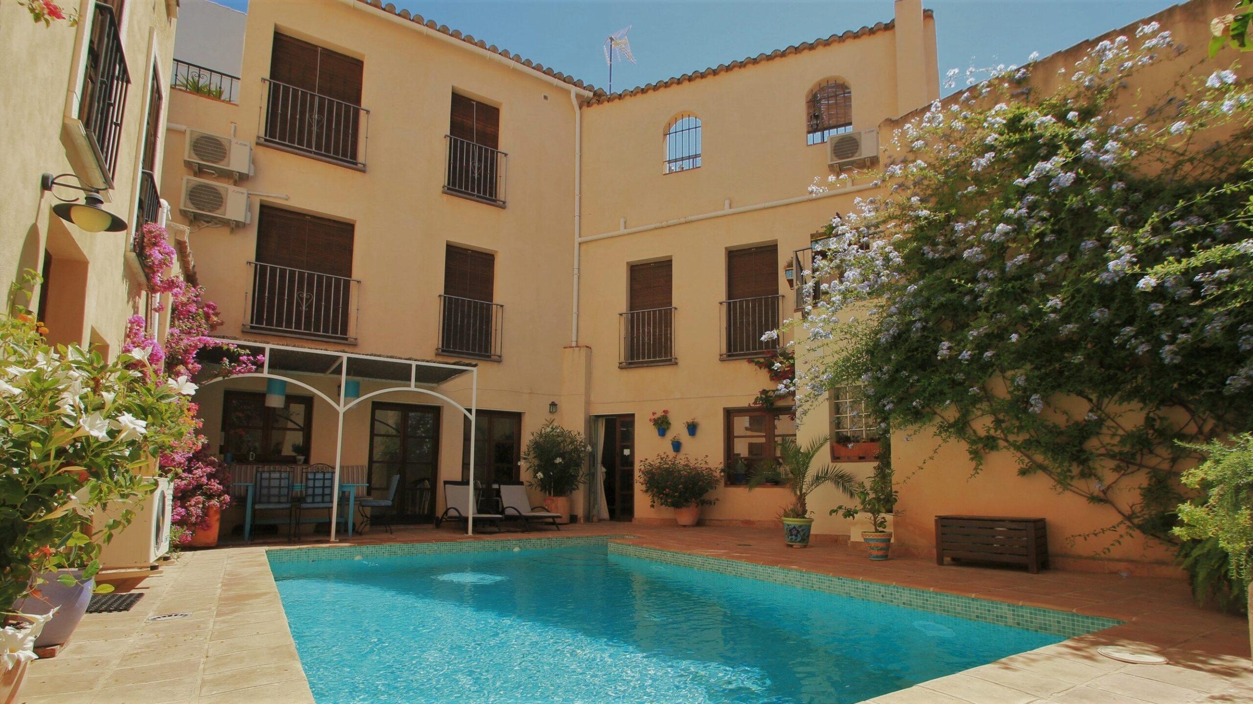 Wandelen in Andalusië Spanje